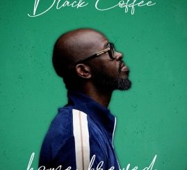Black Coffee - Home Brewed 004 (Live Mix)