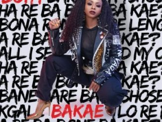 Boity - Bakae Mp3 Download