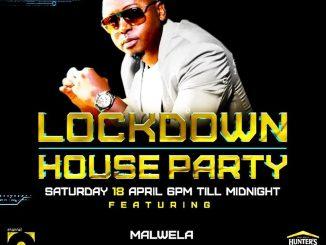 DJ Malwela - LockDown House Party Mix Mp3