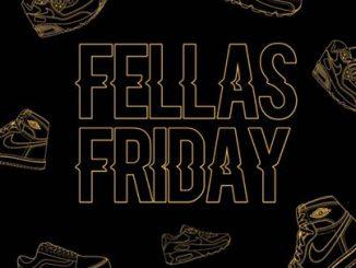 Music Fellas - Fellas Friday (May Edition)
