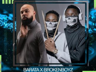Barata & Broken Boyz - Last Glass (Original Mix)