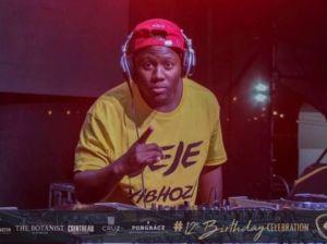 DJ jeje - eMcimbini (Broken Kick)