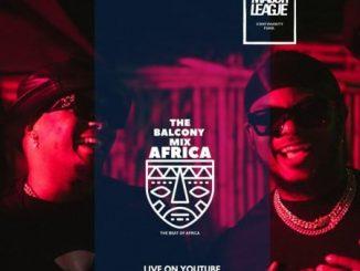 Major League - Amapiano Live Balcony Mix 25