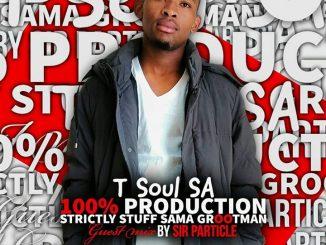 T Soul SA's 100% Production (Guest Mix)