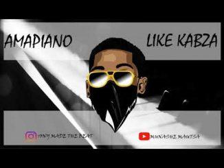Tony - Like Kabza (Amapiano 2020)