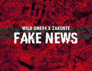 Wild One94 & Zakente - Fake News (Original Mix)