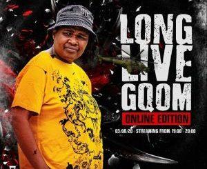 uBizza Wethu - Long Live Gqom (Online Edition)