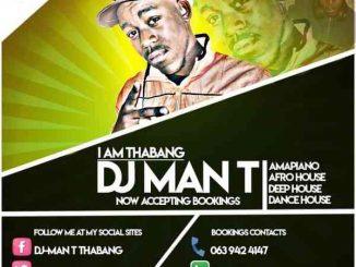 Dj Man-T - Tsa Kasi Session Vol 8 Mp3 Download
