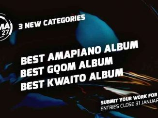 Three New Categories Added For #SAMA27
