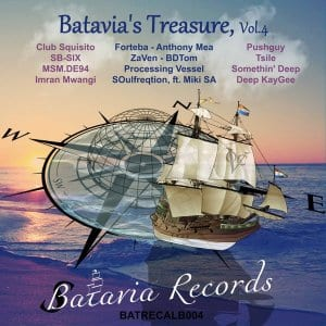 VA - Batavia's Treasure, Vol. 4