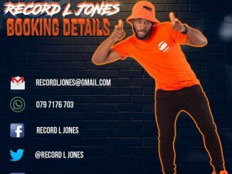 Record L Jones & Slender Vocals - Badlalile Mp3 Download