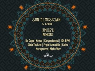 Sun-EL Musician & Azana - Uhuru (Caiiro Remix)